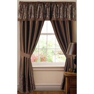 Shelby Solid Blackout Thermal Grommet Single Curtain Panel