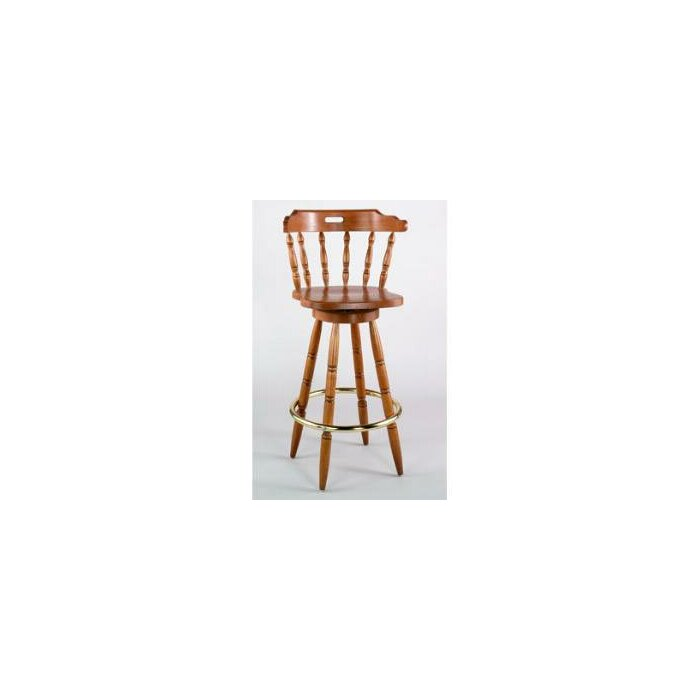 Superb Colonial 30 Swivel Bar Sstool Alphanode Cool Chair Designs And Ideas Alphanodeonline