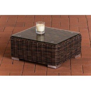 Atessa Polyrattan Bistro Table By Premier Housewares