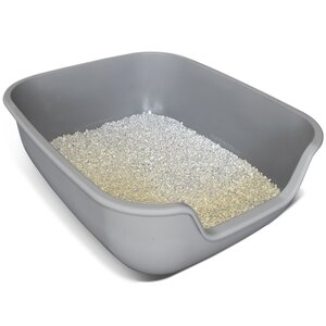 Non-Stick Litter Box (Set of 2)