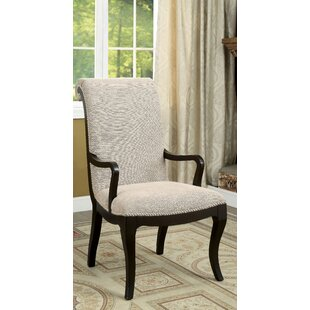 Choncey Upholstered Dining Chair (Set of 2) Willa Arlo Interiors
