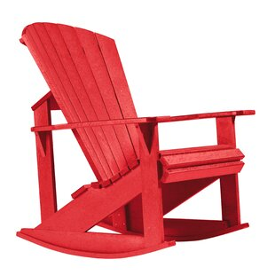 Lomba Adirondack Rocking Chair By Sol 72 Outdoor