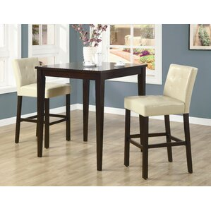 Trevino 5 Piece Pub Table Set by Latitude Run