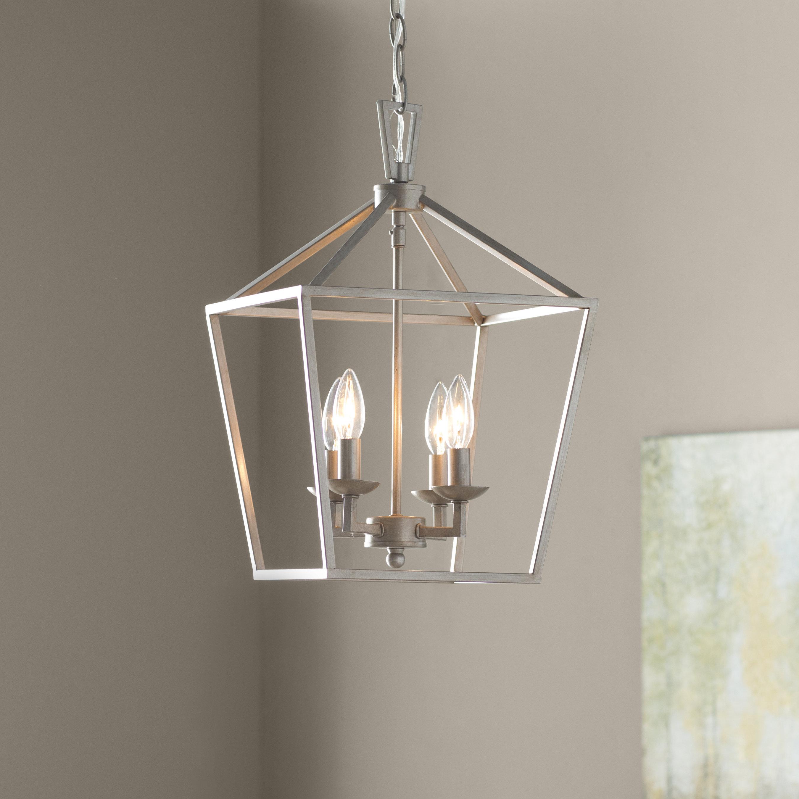 Carmen 9 - Light Lantern Drum Pendant