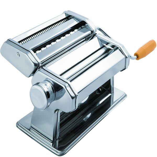 Oxgord Manual Pasta Maker With 3 Attachments Reviews Wayfair
