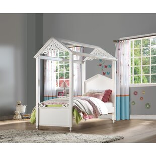 Sarver Twin Panel Bed by Harriet Bee