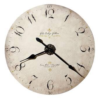 Cooper Classics Oversized Maira 35 Wall Clock Perigold