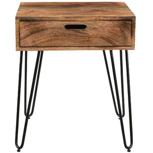Binne End Table by Union R..