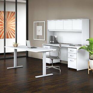 Studio C 5 Piece Desk Office S..