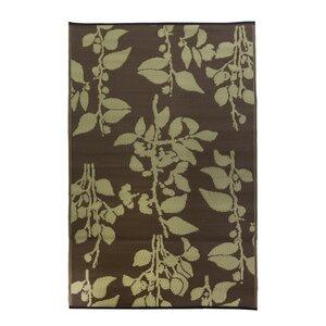 Premier Home Hand-Woven Brown Indoor/Outdoor Area Rug