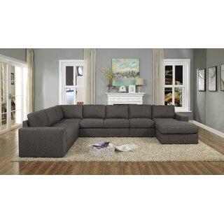 Whitnash Sectional by Ebern Designs SKU:DA519983 Price Compare