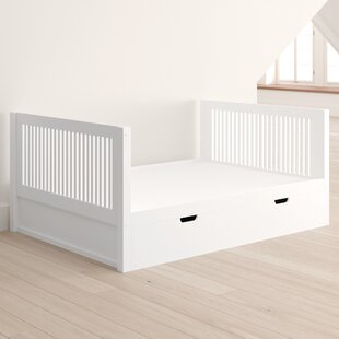 Isabelle Full Platform Bed with Trundle