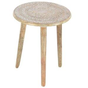 Dracut Tripod End Table by..