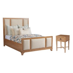 Newport Upholstered Panel Configurable Bedroom Set