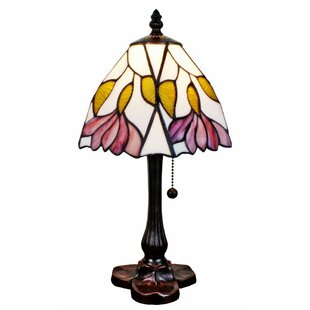 Amora Lighting Floral 15.5