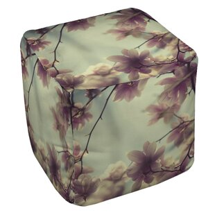 Daydream Believers Pouf by Manual Woodworkers & Weavers