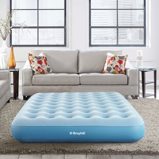 Air Mattress With Electric Pump by Broyhill® Today Sale Only