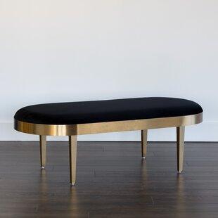 Jolie Upholstered Bench by Sunpan Modern