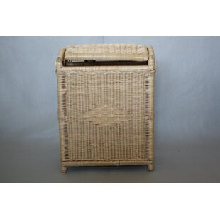 Look for Small Wicker Laundry Hamper By Bayou Breeze