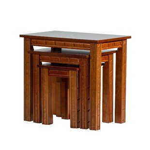 Castellanos Furniture 3 Piece Nesting Tables