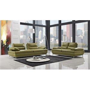 Creative Furniture Naomi 2 Piece Living Room Set
