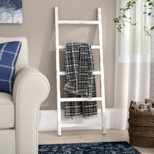 Best Choices Wooden 4.5 ft Blanket Ladder By Foundry Select