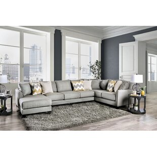 Jenna Reversible Sectional