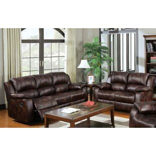 Red Barrel Studio Barret Reclining Living Room Collection