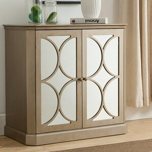 Rutherford Wood Door Credenza by House of Hampton