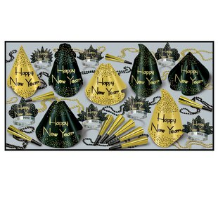 Sparkling Party Hat Set By The Holiday Aisle