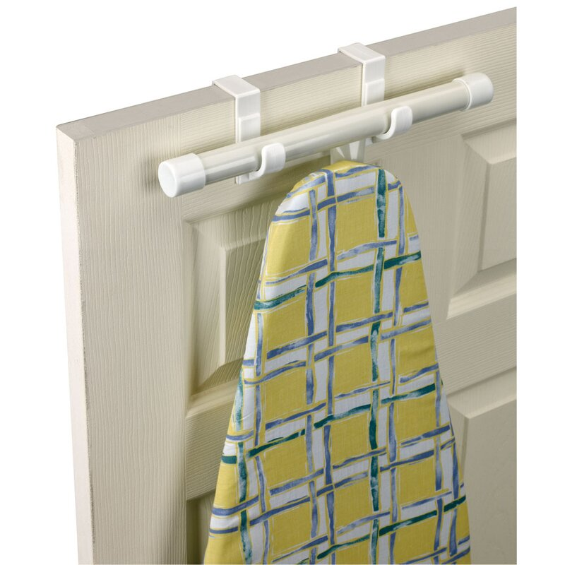 Household Essentials Whitney Design Over The Door Ironing Board