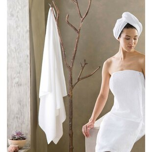 Platt Home Spa Carded 100% Cotton Bath Sheet