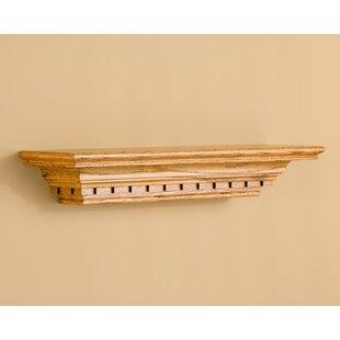 Western Fireplace Shelf Mantel By Premier Mantels