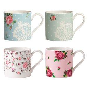 Royal Albert Giftware Modern Mugs (Set of 4)