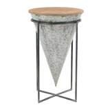 Lacee Modern Cone Shaped 26 Bar Stool by 17 Stories