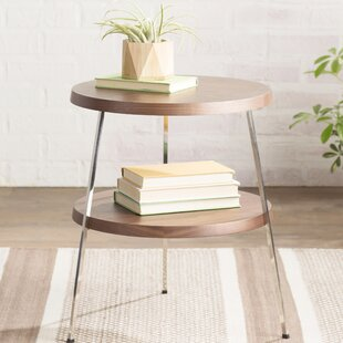 Plotinus End Table by Merc..