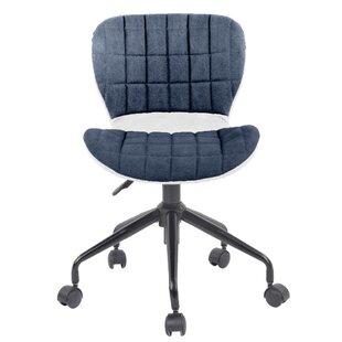 Porthos Home Sophia Low-Back Desk Chair