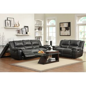 Cantrell Configurable Living Room Set by Woodhaven Hill