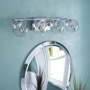 Coupon Byrd 4-Light Vanity Light By Ivy Bronx