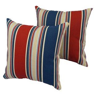 Laputz Indoor/Outdoor Throw Pillow (Set Of 4)
