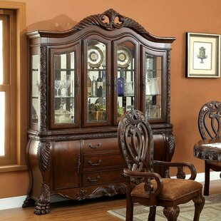 Astoria Grand Wisser China Cabinet