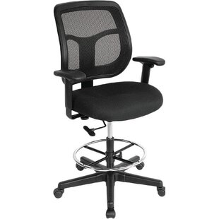 Addora Mesh Drafting Chair by Comm Office Coupon