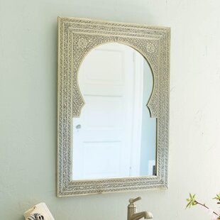 Purchase Brass Antique Wall Mirror By Casablanca Market