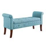 Keziah Upholstered Storage Bench