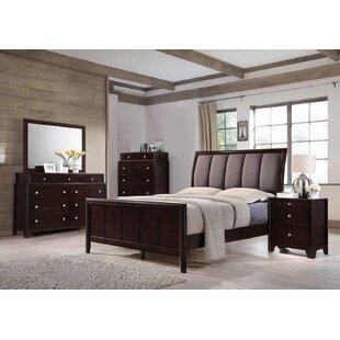 Brayden Studio Ledford Panel Configurable Bedroom Set