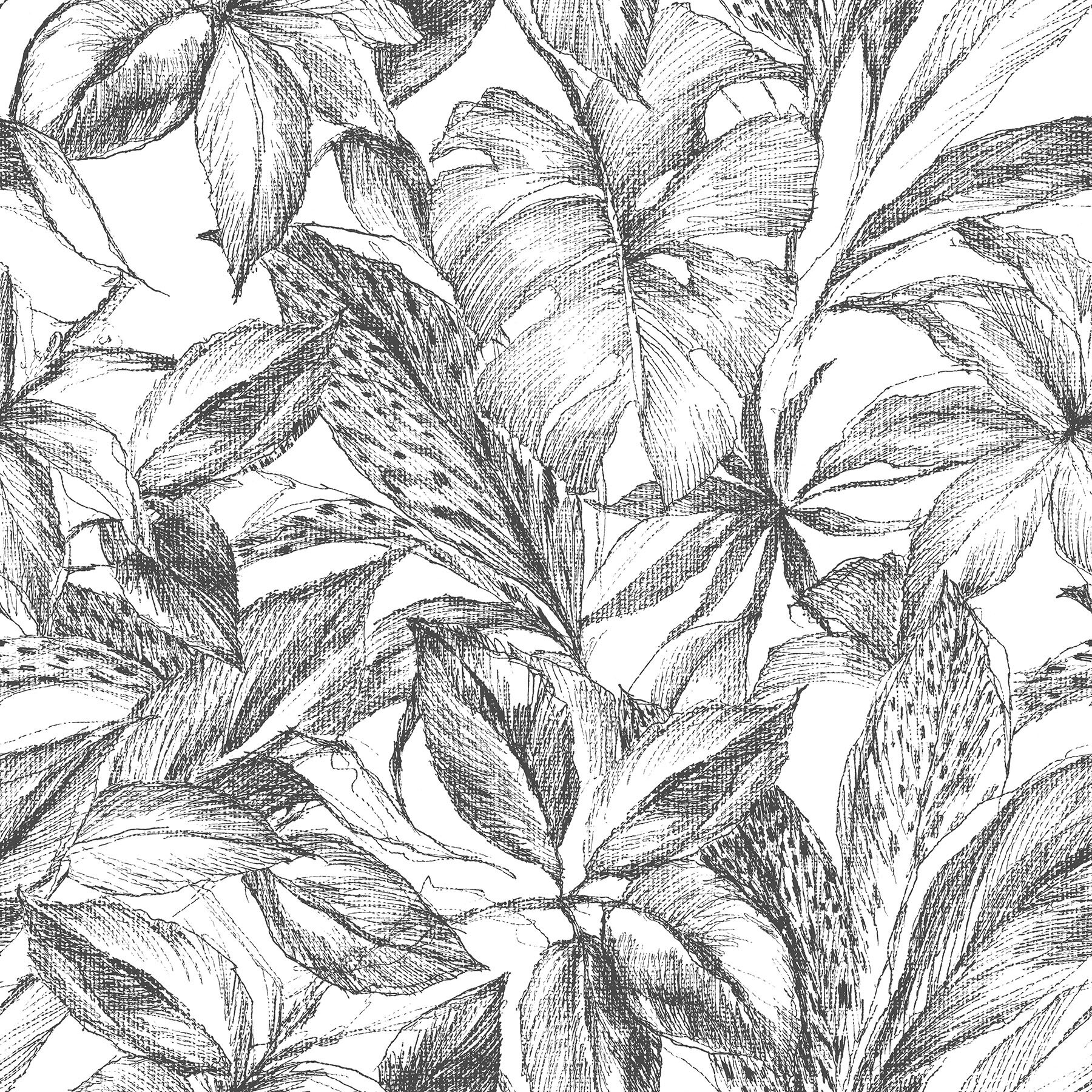 Gracie Oaks Mignon Canopy 18 L X 20 5 W Peel And Stick Wallpaper
