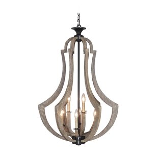 Craftmade Winton 9-Light Empire Chandelier