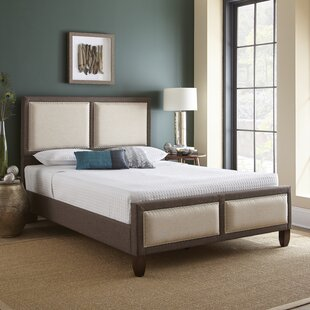 Look for Knapp Queen Upholstered Platform Bed by Latitude Run Reviews (2019) & Buyer's Guide