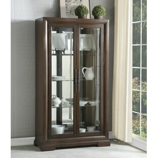 Bloomington Curio Cabinet