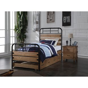 May Twin Panel Configurable Bedroom Set By Harriet Bee